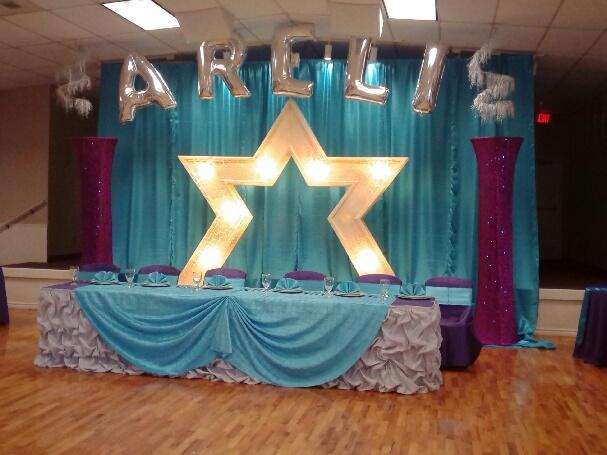 Decoraciones para quince anos en austin tx for Accesorios de decoracion