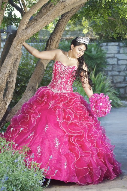 Austin Quincenera Photography
